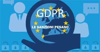 GDPR Privacy: da fine maggio le sanzioni